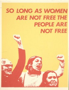 women not free people not free