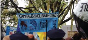 Capitalism=ClimateChaos