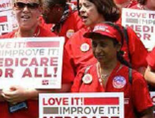 Medicare on its 50th Birthday: Youth, Seniors to Rally for Medicare For All