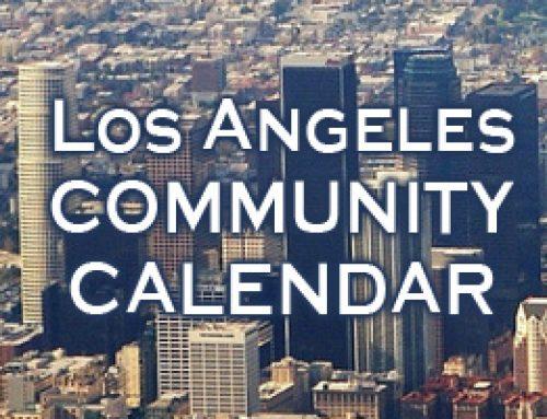 April 2021 Community Calendar