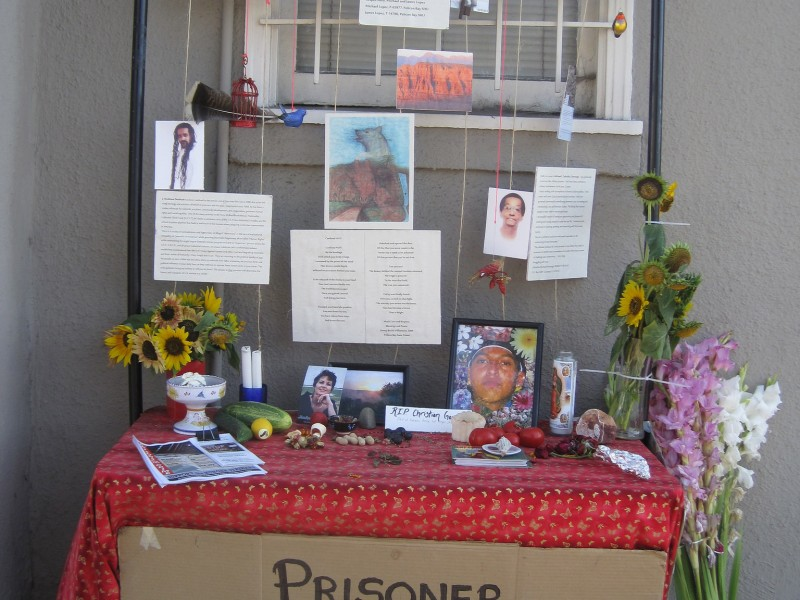 prison hunger strike solidarity by srsldy