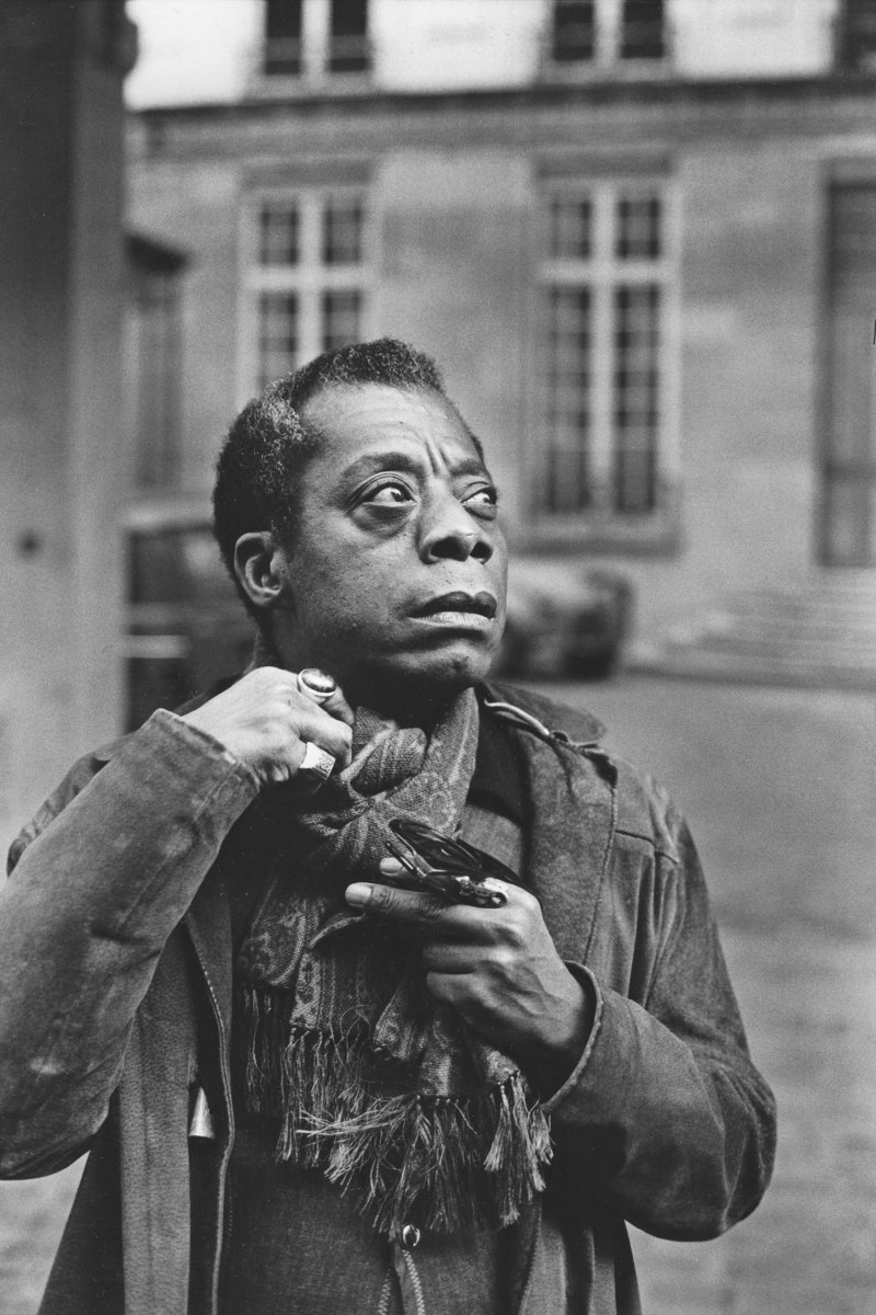 baldwins a starnger in the village Works of james baldwin, that intense voice of the us's civil rights struggle, are  witnessing a revival as race returns to the centre of political.