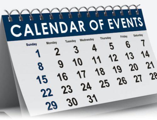 August 2018 Change Links Community Calendar