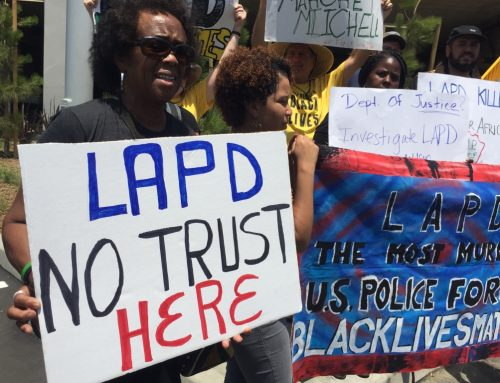 End LAPD Corruption, Racism, And Abuse