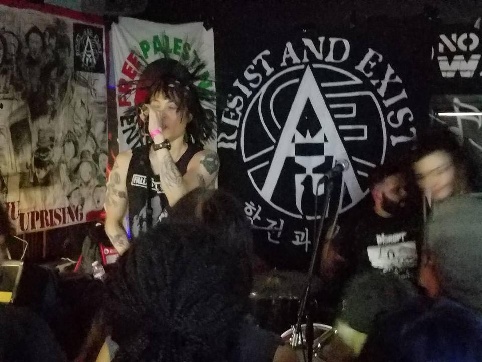 Local Punk Scene Supports Self-Expression, Helping Others