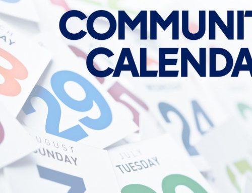 March 2021 Community Calendar