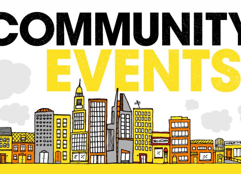 September 2018 Community Calendar |