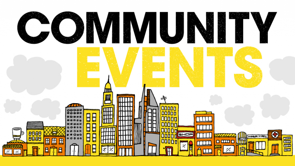 August 2019 Community Calendar of Events | | Change-Links