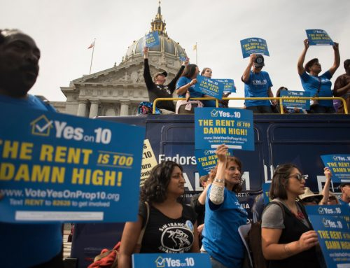 Why Prop. 10 Failed in California