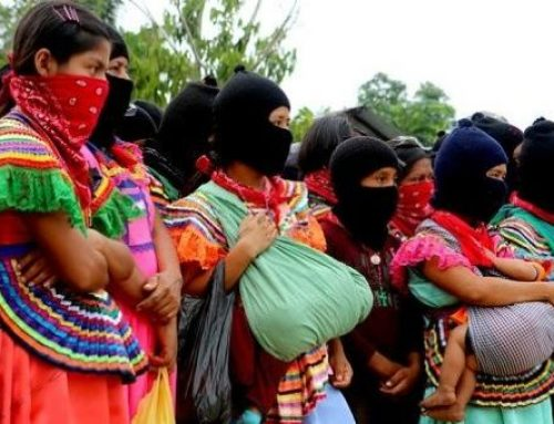 Zapatista Women's International Gathering & Declaration