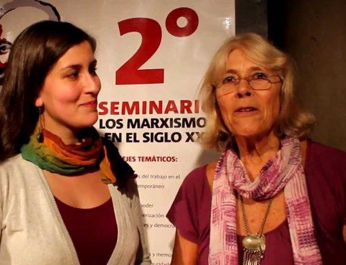 Obituary: Marta Harnecker Presente!