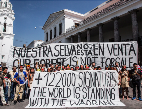 How Indigenous Peoples Won a Landmark Victory Protecting the Amazon From Oil Drilling