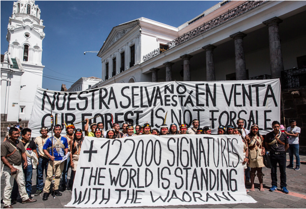 How Indigenous Peoples Won a Landmark Victory Protecting the