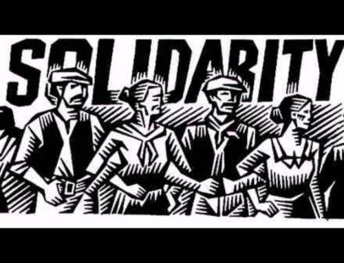 Solidarity Forever: Social Cohesion as the Antidote to Social Distancing