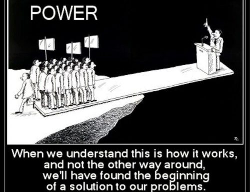 The Power of the People is the Force of Life