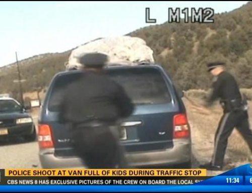 Officer Shoots at Black Children in Waycross, GA
