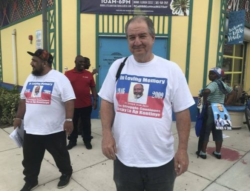 Jack Lieberman will live forever in the hearts of the Cuban people