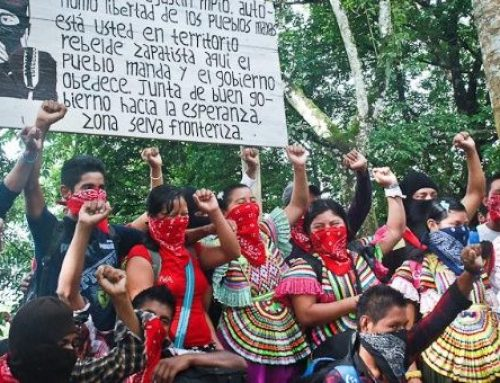 Call For Solidarity After Paramilitaries Burn Zapatista Coffee Harvest In Chiapas