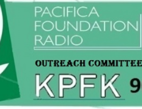 KPFK Local Station Board virtual Town Hall Saturday 11/21, 1 PM