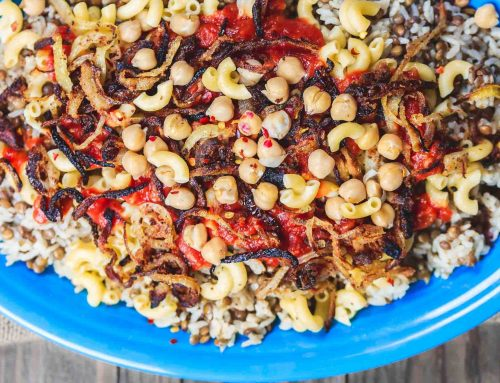 Koshari: An Egyptian Staple Dish