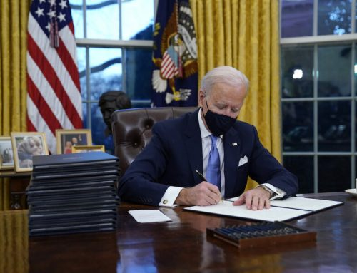 Biden Administration Day One Immigration Actions
