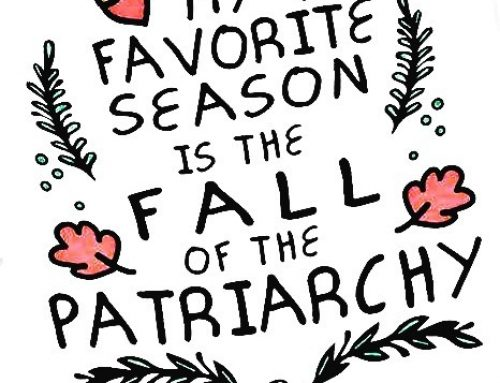 Poetry Corner: The Decline of Patriarchy