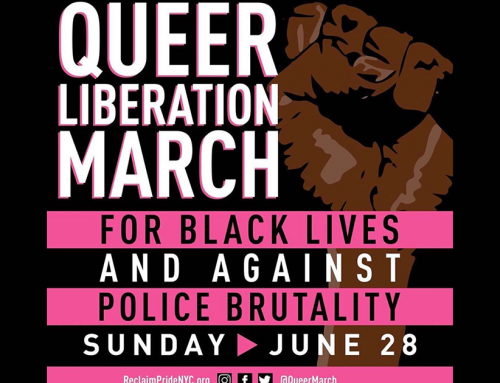 Radical Queer Organizing Against Racist Police Terror