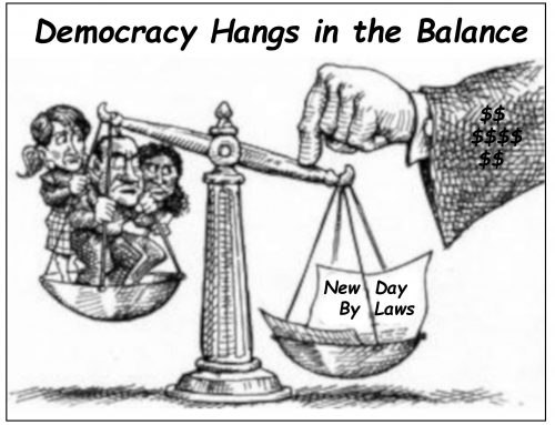 Democracy Hangs in the Balance at KPFK & Pacifica
