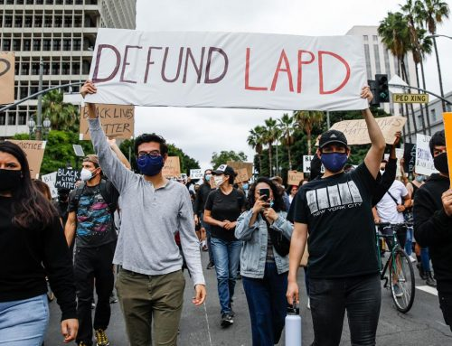 The People's Budget for Los Angeles 2021-2022