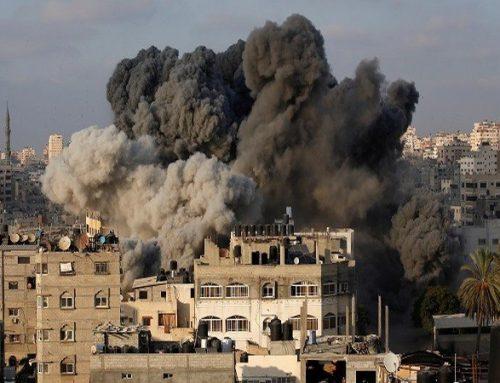 Poetry Corner: Silence for Gaza by Mahmoud Darwish