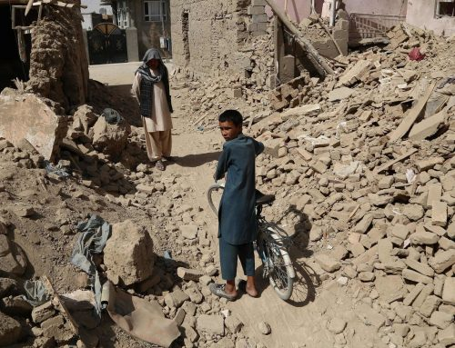 Afghan Crisis Must End the US Empire of War, Corruption and Poverty