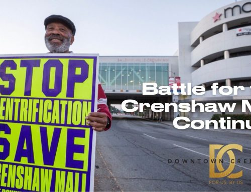 Crenshaw Mall Quietly Sold to Failed Developer, not Black Community